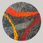 mosaïques contemporaines, décoratives et reproductions de mosaïque -mosaiques-sur-mobilier-objet