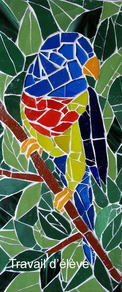 Cours de Mosaïque - mosaïque décorative