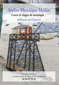 Un atelier mosaïque