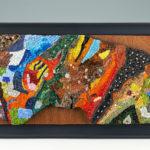 mosaïques sur chevalet - Isthme