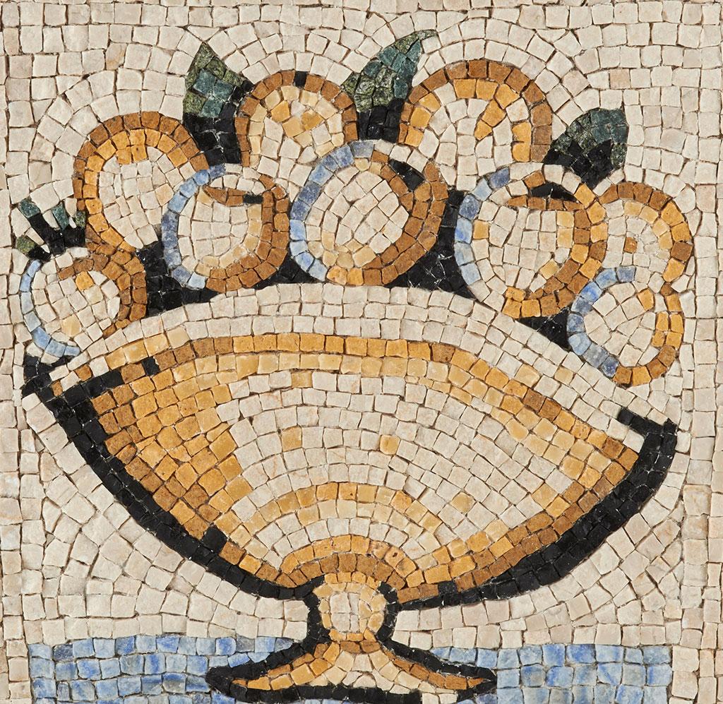 Reproduction de mosaïques