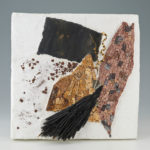 mosaïques sur chevalet - Traces